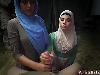 Young arab sex Sneaking in the Base!